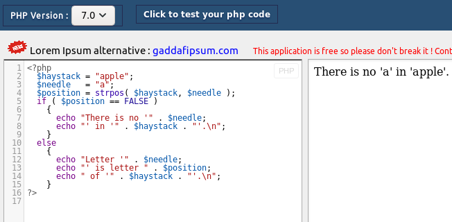 1201136731_Screenshot_2020-02-20PHPTESTER-TestPHPcodeonline.png.2f0ae8e199843c2d25f613a28cdbf901.png